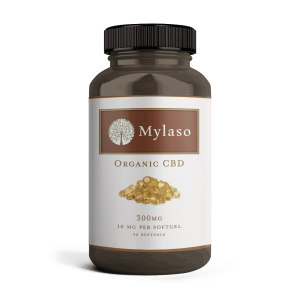 Mylaso CBD Softgels 10 mg