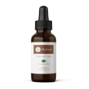 Mylaso CBD Oil 1,000mg