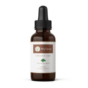 Mylaso CBD Oil 500 mg