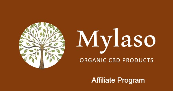 CBD Affiliate Program, High Commissions, Expert Support | Mylaso